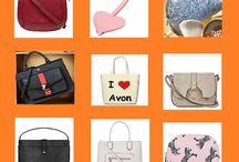 Avon bag collection