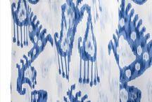 Extra Long Shower Curtains / Bathroom decor
