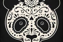 sugar-calaveras skull