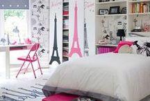 quartos meninas
