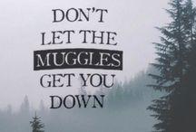 Harry potter hátterek