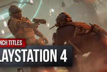 PlayStation 4 Games / Info And News About Current And Forthcoming Games On The PS4 Next Gen Platform.