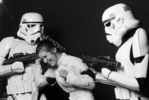 Star wars Geek / by Devan Darnell