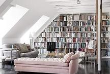 Maison : Bibliothèques / by Memy Cha