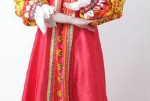 народная одежда