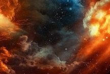 astronomy / Anything visually captivating and related to astronomy. Photos, art, prints, special graphic design.