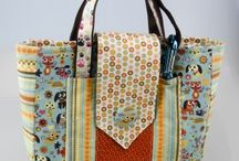 Bag Patterns / by Angharad Starr