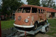 VW T1 / vw t1 1965... ons busje