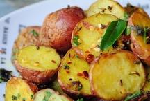 Zemiačiky X -krat inak / Zemiaky, potatoes, bandurky  či kartofi...milujem ich !