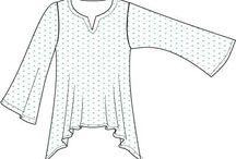 Costura y tejido / Cosas que puedo coser y tejer.