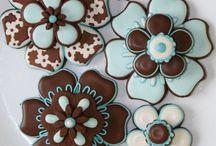 Beautiful Cookie Art / by Linda Imus