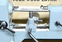 All About Wood Lathes / Tips and tricks for using your lathe.  Maintenance, set up, jigs, and more.