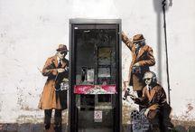Street Art / by EggHeads