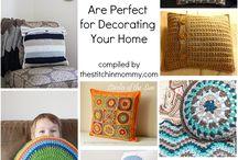 Crochet home