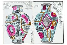 Journals/sketchbook project