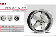 Mercury / Model: Mercury Kod: 409/509 Renk: BDLP/SDLP/BLP