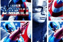"""""""Super Heros"""" / by David N Julie Ausmus"""