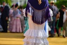 Pañuelo Flamenca