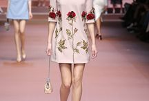 Dolce Gabbana(winter 2016) Favorites