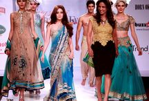 Rajasthan fashion week / RFW is designed to bring forth the aesthetic values of Fashion.