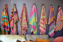 Textiles / by Terrie Hall T. Hall Interiors