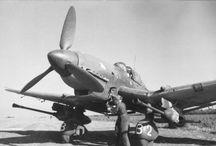 Samoloty / O samolotach z II Wojny Światowej
