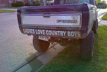 Ladies love country boys*