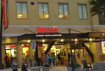 OC Restaurants - Bruxie / Orange County Restaurants - Bruxie makes waffle sandwiches