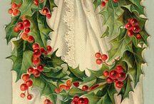 Christmas 7: Post card / Cartoline e biglietti natalizi