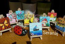 painting-Seranaj Art -