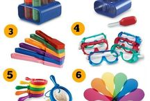 Preschool toys / toys and books great for preschoolers