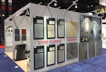 COVERINGS 2016 EVENT / STONE ALLIANCE's participation to COVERINGS 2016 show-Limestone and zellige collections