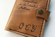 Personalized Gifts for Women / Surprise her with a personalized gift. A women leather wallet is a great gift idea for her.