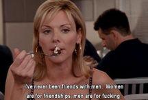 Life Lessons From Samantha Jones