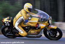 Classic Racebike