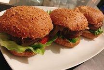 pão de hambúrguer low