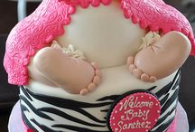 Baby Shower ☂ Christening ☂ Baptism ♥ Gender Reveal / Recipes ~ Ideas ~ Inspirations / by Tam ♥