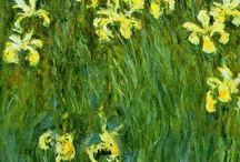TEXNH Claude Monet  / ART