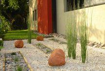 Granitos Antioquia S.A.S. Aplicaciones que realizamos en exteriores e interiores / Aplicaciones con cuarzo