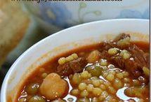 Plats traditionnels algériens
