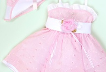 Little girl dresses and outfits / by Jessica Mateos