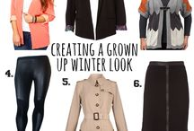 Brrrrrr Winter Fashions  / by Chelsea Sutton