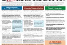 Mayoral/State/Private takeover of schools.
