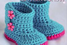 Crochet crafts / by Dyson Designs