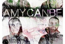 25/04 Amycanbe in concert @Lab I'M in Abano Terme (PD), Italy / Concert flyer