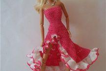 Barbie- kleertjes