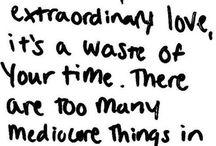 Things in life✨