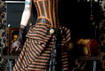 Steampunk / Steampunk Clothing and Accessories from www.draculaclothing.com