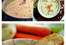 Soups / by Samantha Badgerow