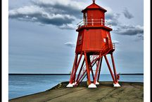 Images of South Shields / These are some of my favourite images of South Shields